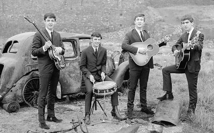 Ringo Starr : «On était juste quatre mecs»