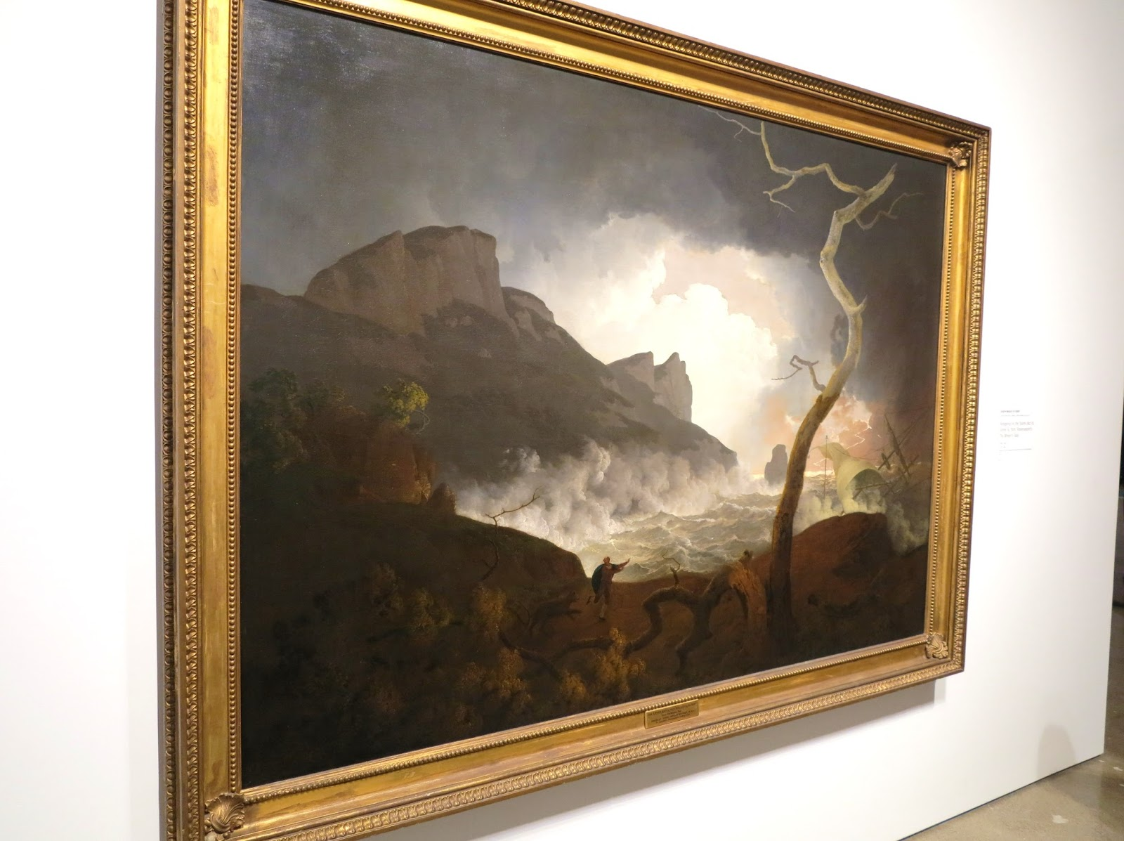 art, turner, painting, ago, art gallery of ontario, toronto