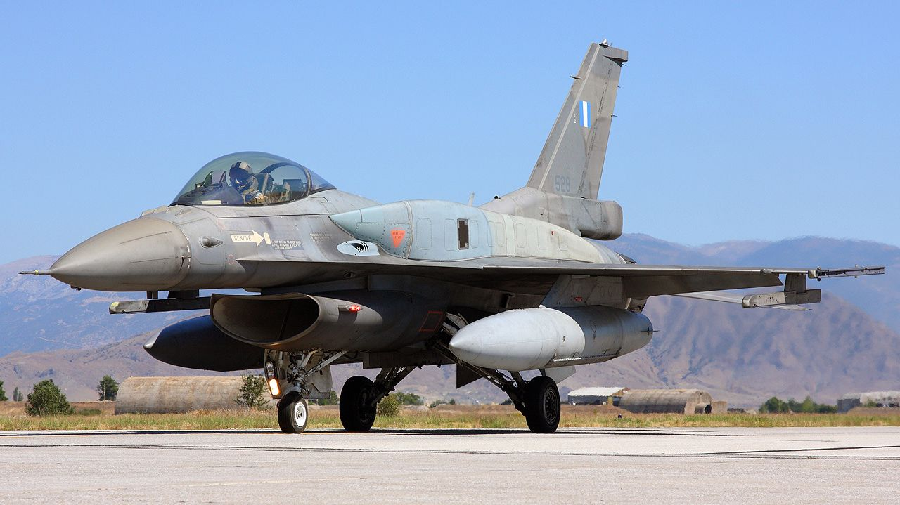 Греція планує придбати винищувачі F-35A Lightning II