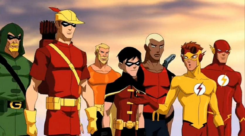 Kid Flash Aqua Lad Bucky Jan Jayce And Their Pet Money Blip What Do All These Comic Cartoon Characters Have In Common Theyre Sidekicks