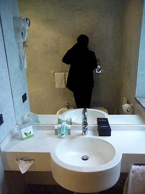 Bathroom - Hotel Manin Milano (Italy)