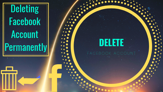 Permanent Delete Facebook Account<br/>
