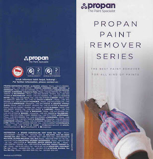 PROPAN PAINT REMOVER