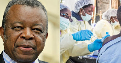 Dr. Jean-Jacques Muyembe, virologist who cured Ebola