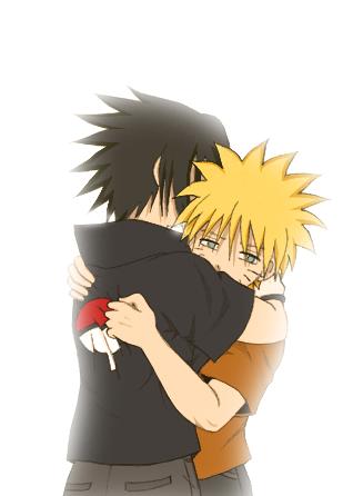 Naruto and Sasuke   Friends by criss leto pngNaruto And Sasuke Friends Forever