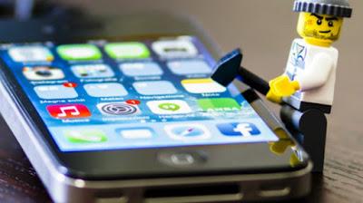 Mengatasi Internet Error iPhone