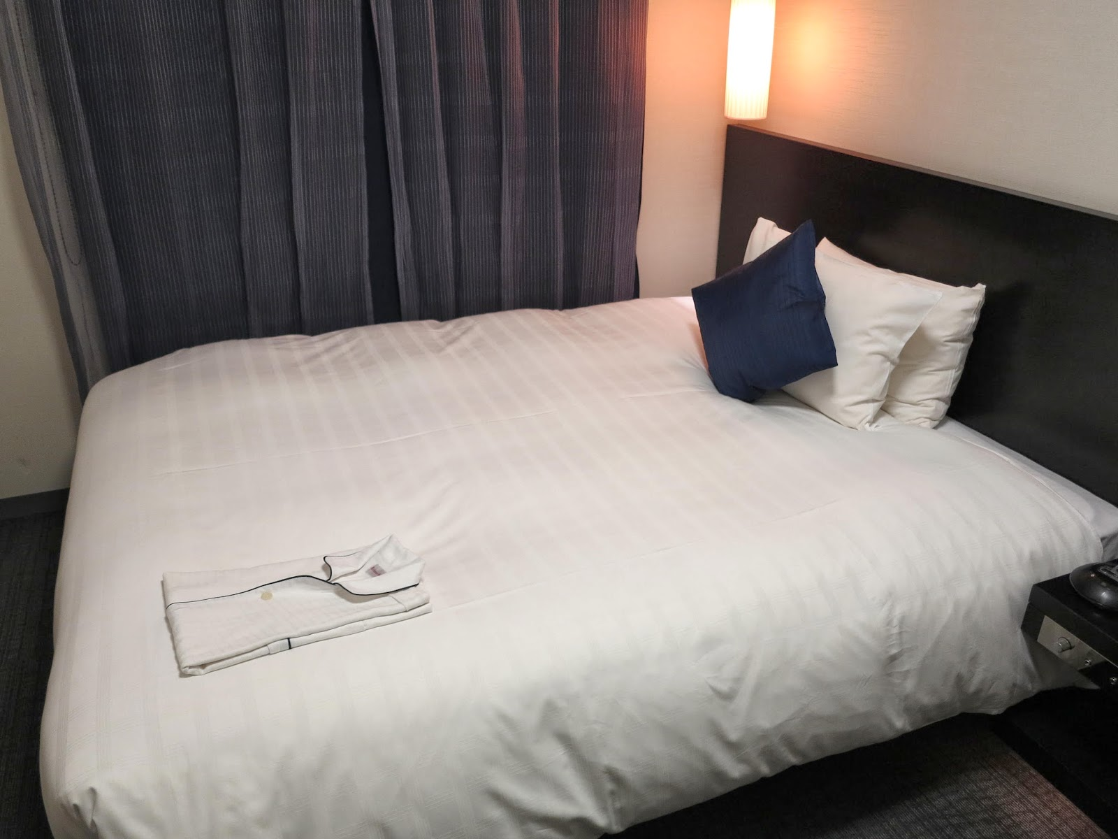 Richmond Hotel Kagoshima Tenmonkan Bed