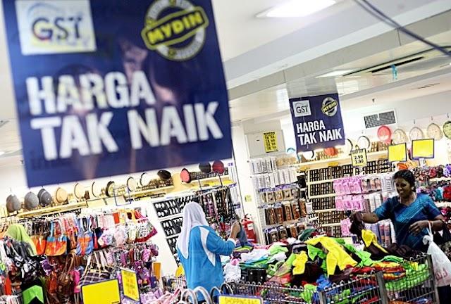 TIDAK Turunkan Harga Barang?! #NoGST #GST