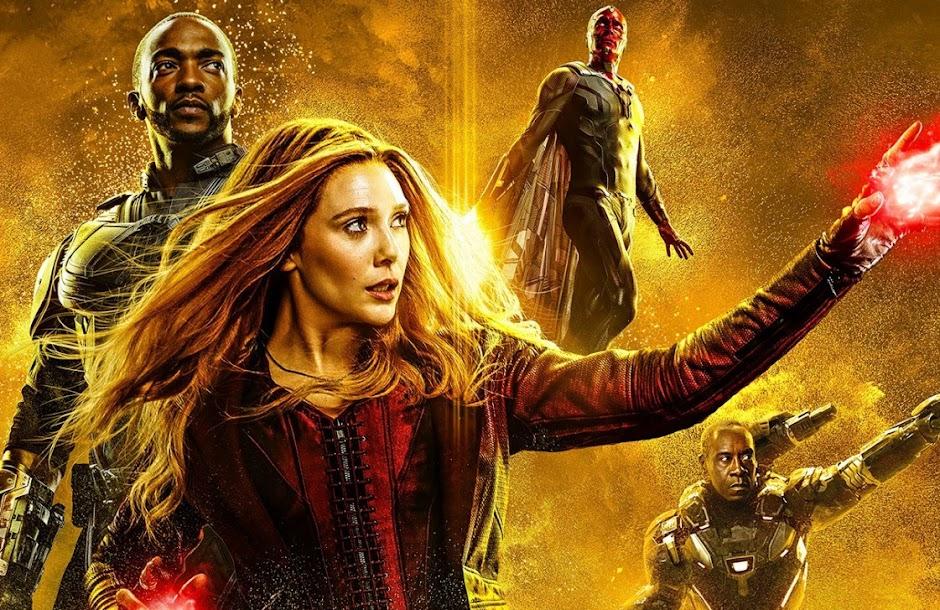 """""""Vingadores: Guerra Infinita"""" ultrapassa os US$ 800 milhões em 7 dias"""
