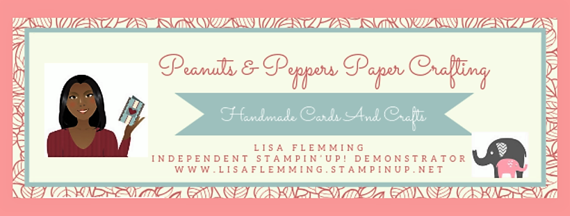 Peanuts and Peppers Papercrafting