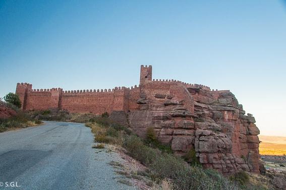 Castillo de Peracense. Teruel