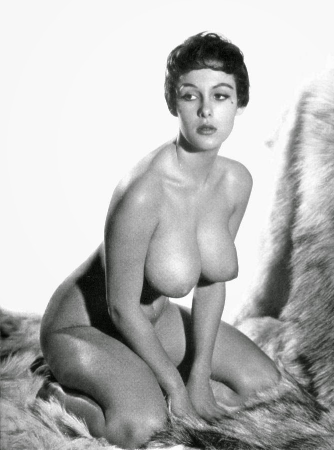 Porn betty brosmer nude