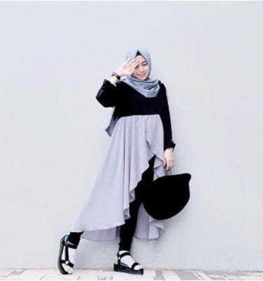 Hijab fashion style this