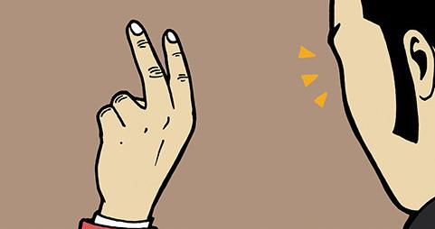 Lee Chul (bộ mới) phần 91: Mật hiệu bàn tay