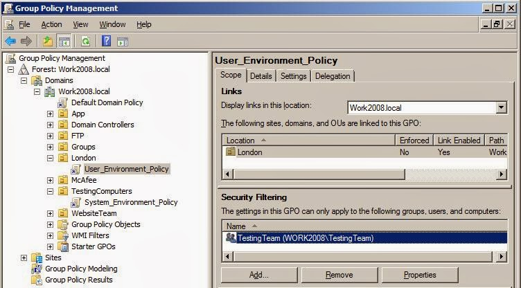 Add Environment Variable through GPO
