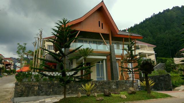 Villa Batu Malang Murah - Villa Raja