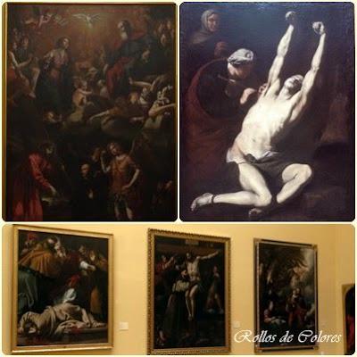 Espinosa Ribera Orrente Ribalta Museo Bellas Artes Valencia