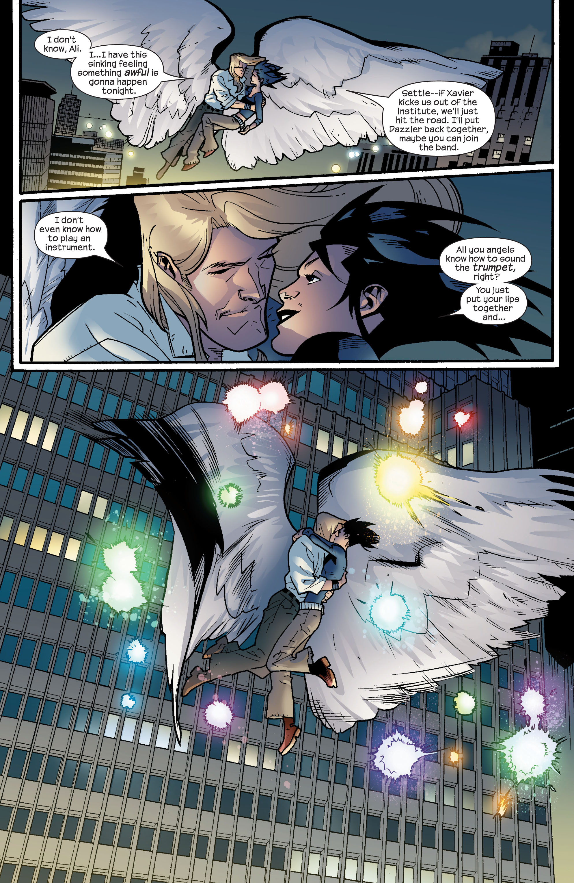 Read online Ultimate X-Men comic -  Issue #63 - 17
