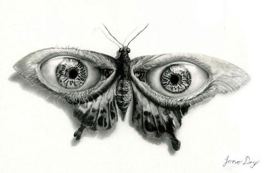 lukisan pensil realis yang buatmu takjub