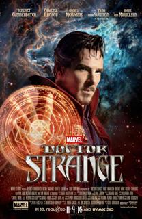 Película Doctor Strange, de Scott Derrickson - Cine de Escritor