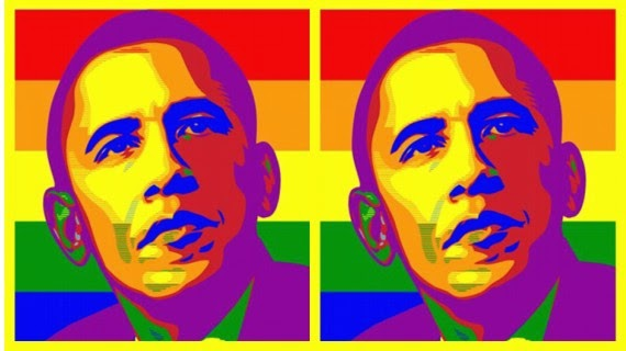 Barack Obama, orgullo gay