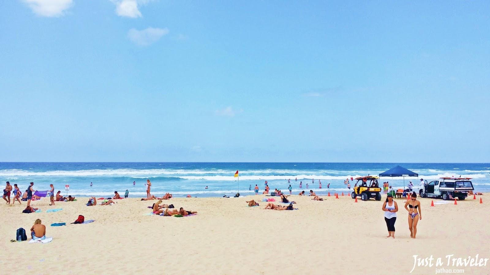 黃金海岸-景點-推薦-衝浪者天堂-Gold-Coast-Attraction-Surfers-Paradise-Tourist-destination