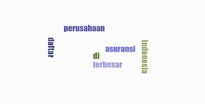 Daftar Perusahaan Asuransi Terbesar di Indonesia