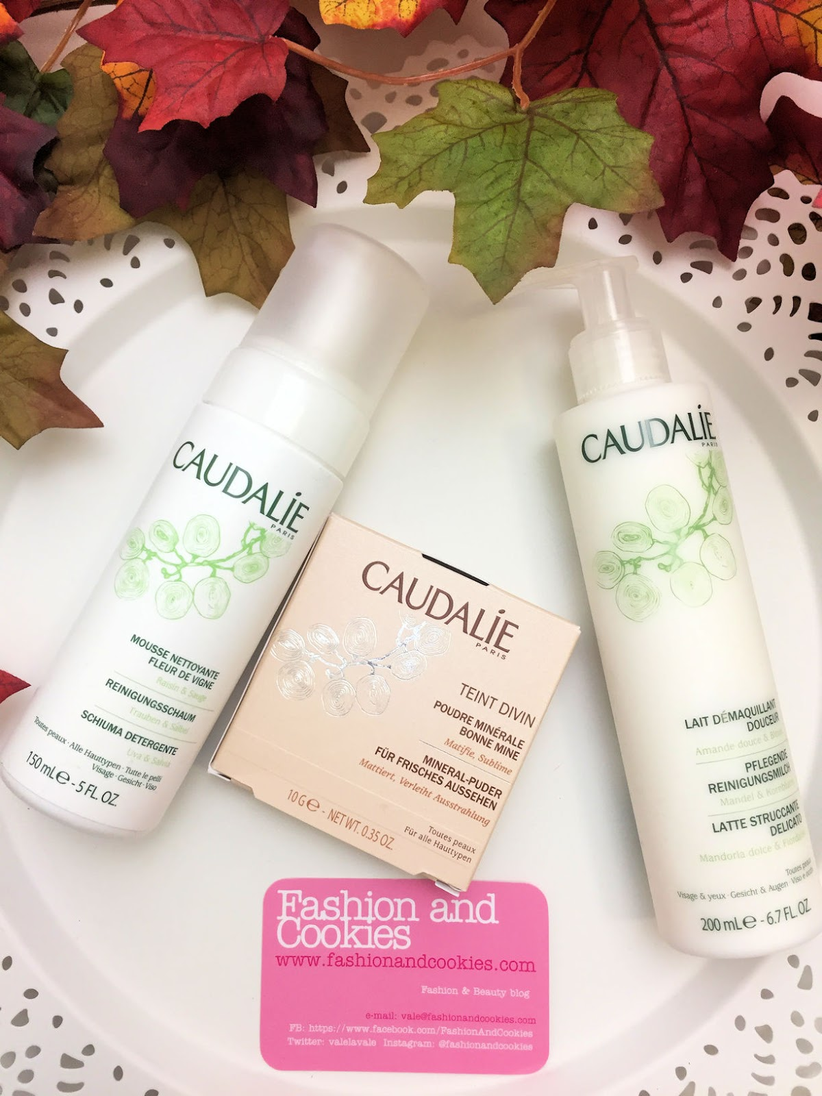 Caudalie skincare my best products su Fashion and Cookies beauty blog, beauty blogger