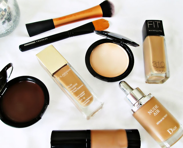 How to choose the right foundation: skin tone, undertone and shade