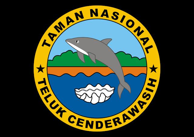 Logo Taman Nasional Teluk Cenderawasih Vector / CorelDraw (CDR)