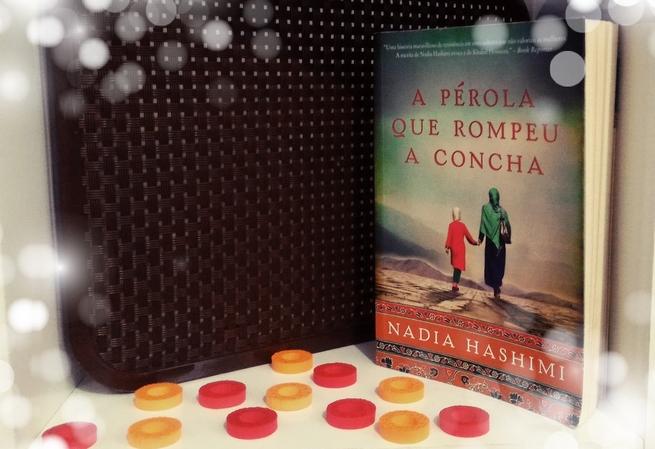 A Pérola que Rompeu a Concha   Nadia Hashimi