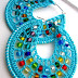Colorful Crochet Jewelry by Alejandra Jacoby