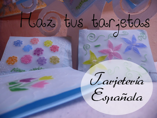 Tarjetería española