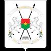 Logo Gambar Lambang Simbol Negara Burkina Faso PNG JPG ukuran 100 px