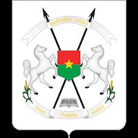 Logo Gambar Lambang Simbol Negara Burkina Faso PNG JPG ukuran 200 px