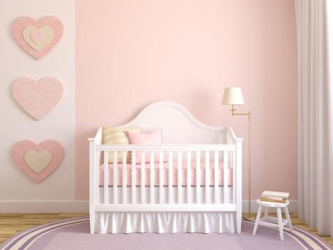 idée de couleur de peinture pour chambre bébé