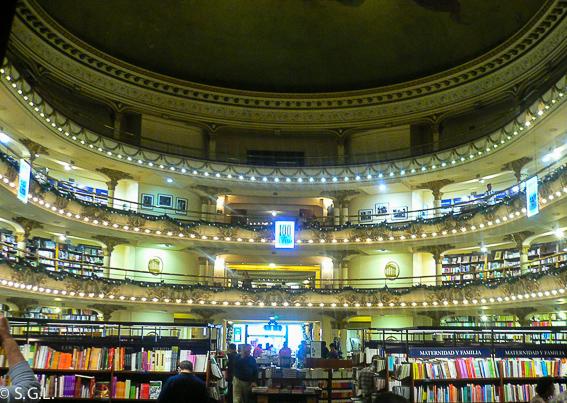 El Ateneo Grand Splendid en Buenos Aires