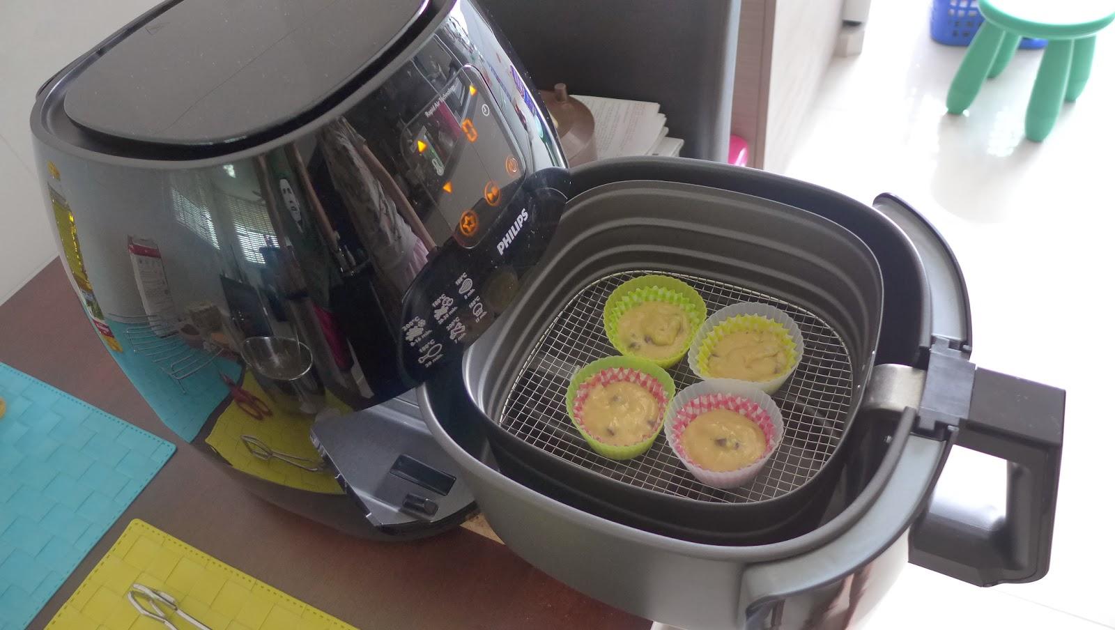 Gesundes Frittieren mit Luft - auch bekannt als Frittieren mit dem Airfryer
