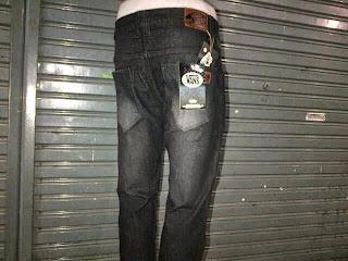 Celana Terbaru jeans Vans