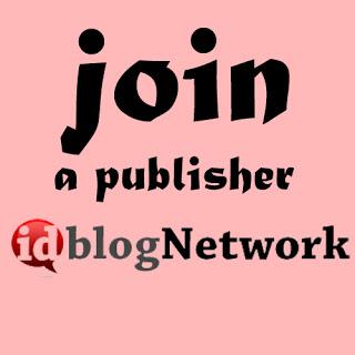 Cara Daftar di IdBlogNetwork Full Approve