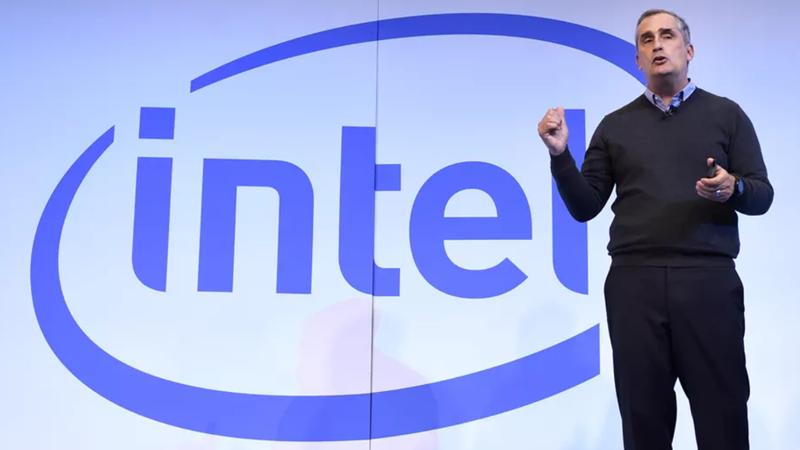 CEO Intel Brian Krzanich Mengundurkan Diri Karena Hubungan Dengan Karyawan