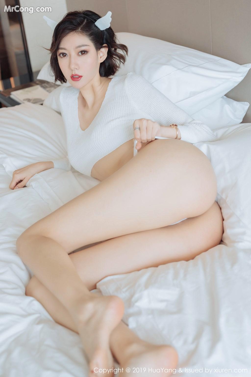 Image HuaYang-Vol.167-Yi-Xuan-MrCong.com-002 in post HuaYang Vol.167: Yi Xuan (艺轩) (51 ảnh)