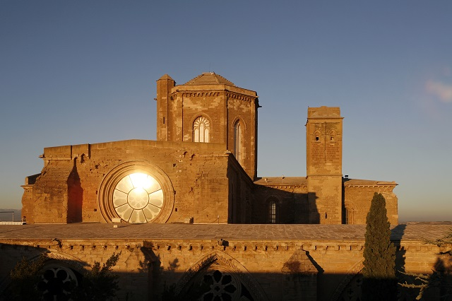 Seu de Lleida, amb autocaravana