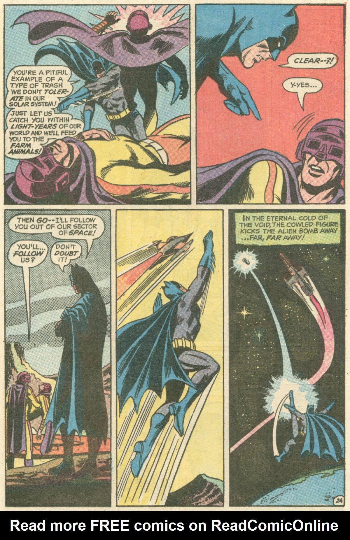 Read online World's Finest Comics comic -  Issue #211 - 31