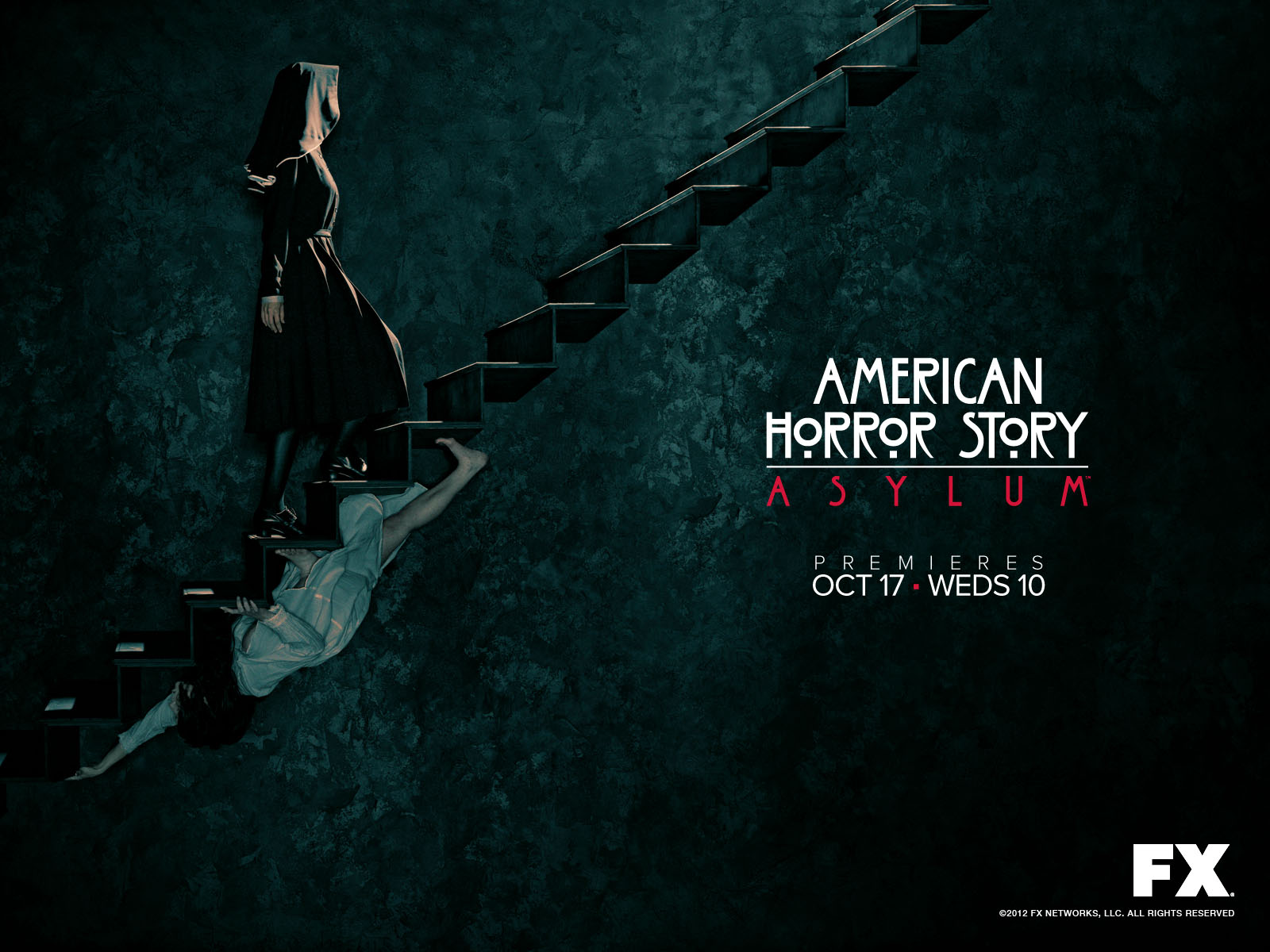 American horror story asylum tv series hd wallpapers hq - Ahs wallpaper ...