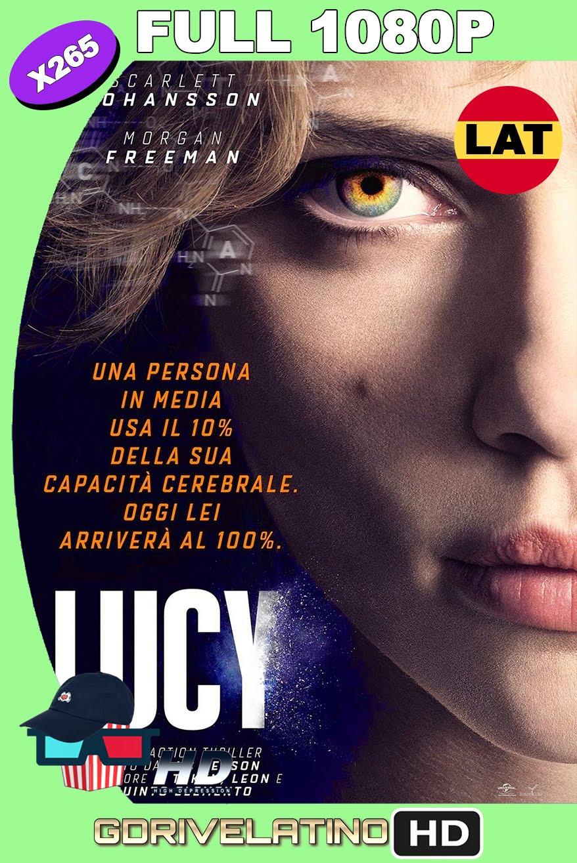 Lucy (2014) BDRip 1080p H265 10bits Latino-Inglés MKV
