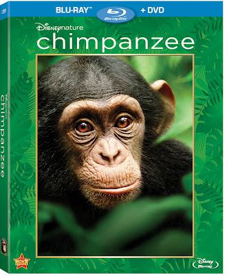 Chimpanzee Blu-ray