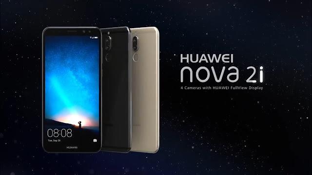 spesifikasi dan harga huawei nova 2i
