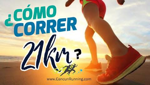 correr 21km