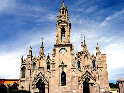 iglesia tepetongo zacatecas